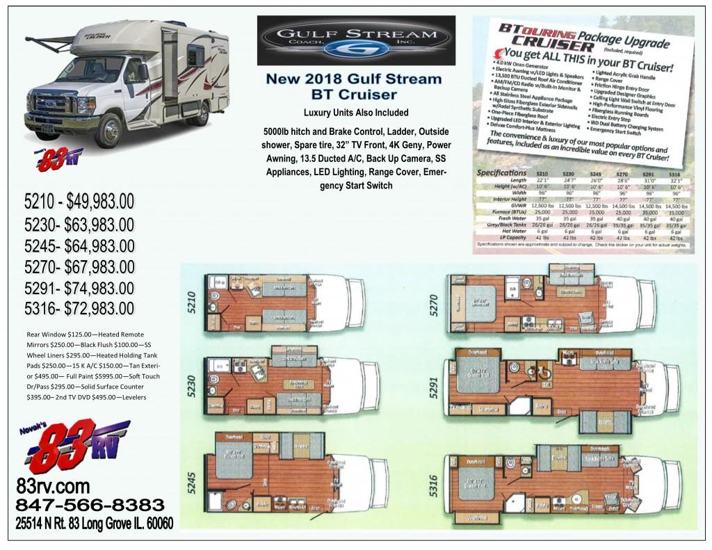 BT Cruiser Fulline Prices2