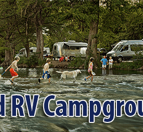 Are you looking for cool places to camp in your RV?