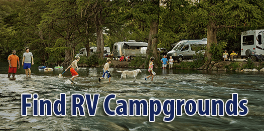 Search the US for Campgrounds!