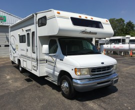 1999 Coachmen Leprechaun 265RBS #C Motor Home Super Slide