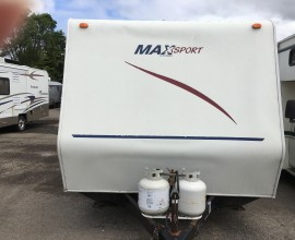 2007 R-Vision Max Sport MS26S with Slide Out
