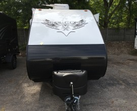 2018 Travel Lite Falcon 22RK Only 2985lbs