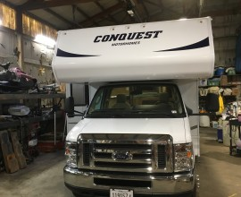 2016 Gulf Stream Conquest 6237 23CB  X Rental