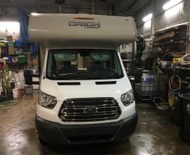 2018 Coachmen Orion 21TBFT Class #C
