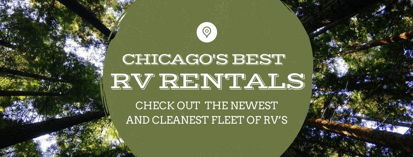 Chicago's Best RV Rentals - Newest Units