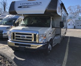 2018 Coachmen Leprechaun 319 MBF