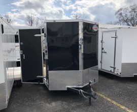 2018 Forest River Cargo Mate 6X10 Ramp Door