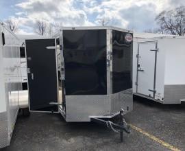 2018 Forest River Cargo Mate 6X10 Ramp Door
