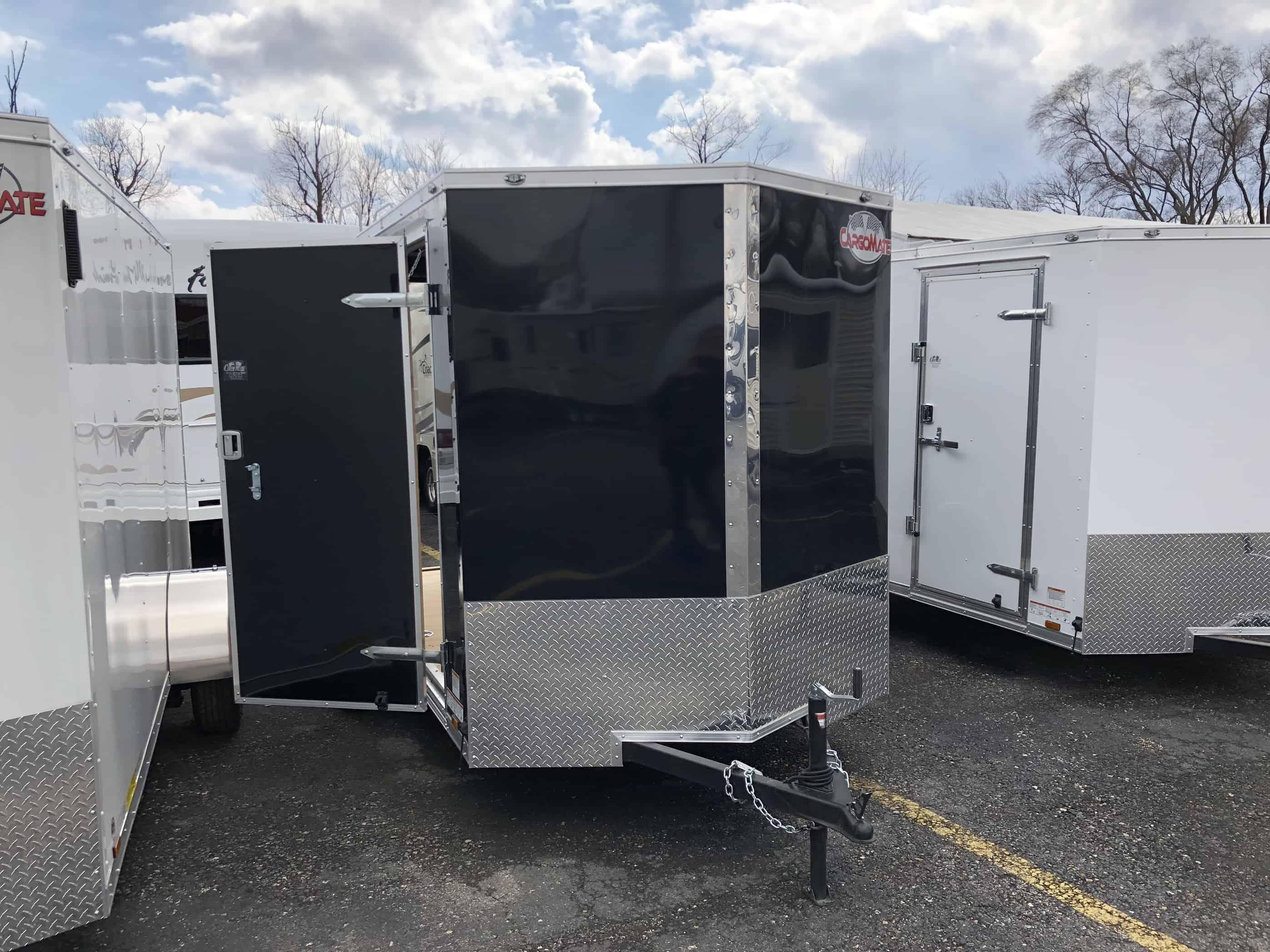 2018 Forest River Cargo Mate 6X10 Ramp Door - 83RV Inc ...