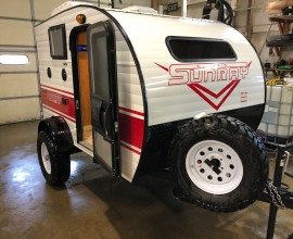 2019 Sunset Park Sunray 109 Off Road