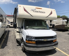 2019 Coachmen Freelander 27QB
