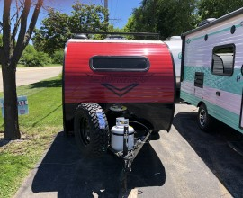 2019 Sunset Park Sunray Sport 109 Off Road