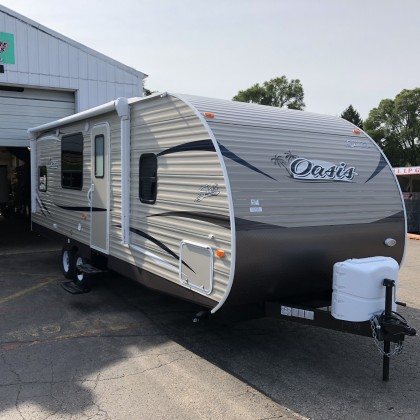 2019 Shasta Oasis 25RS