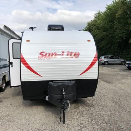 2019 Sunset Park Sun-lite 21QB