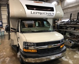 2019 Coachmen Leperchaun 260DS