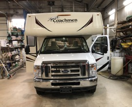 2020 Coachmen Freelander 21QB { SOLD }