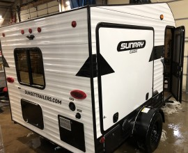 2020 Sunset Park RV Sunray 139