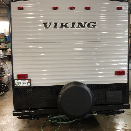 2018 Viking 21FQ