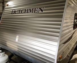 2013 Dutchman 816QB