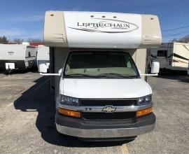 2014 Coachman leprechaun 320 BH