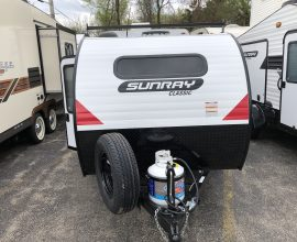 2020 Sunset Park RV Sunray 109