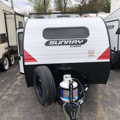2020 Sunset Park RV Sunray 109