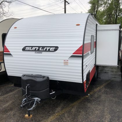 2020 Sunset Park RV Sunlite 21WQBS