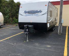 2017 Keystone Springdale 202QBWE