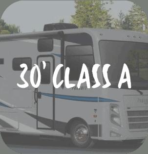 30 Foot Class A RV Rental