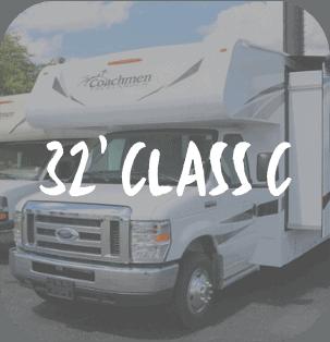 32 Foot Class C RV Rental